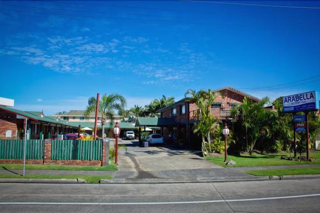 Arabella Motor Inn - Tweed Heads - Vista del exterior