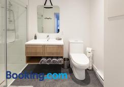 Les Lofts Ste-Anne - Québec City - Bathroom