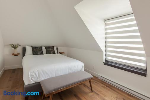 Les Lofts Ste-Anne - Québec City - Bedroom