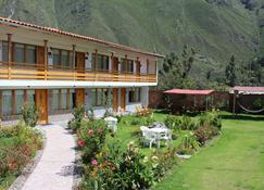Hotel Tierra Inka Sacred Valley - Ollantaytambo - Building