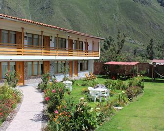 Hotel Tierra Inka Sacred Valley - Ollantaytambo - Gebäude