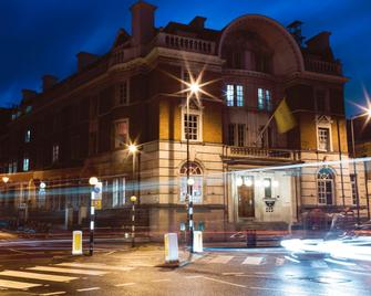 Clink78 Hostel - London - Building
