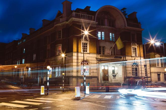 Clink78 Hostel - Londres - Edificio