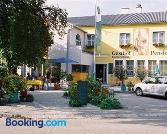 Gasthof Pension Zur Hammerschmiede - Geras - Building