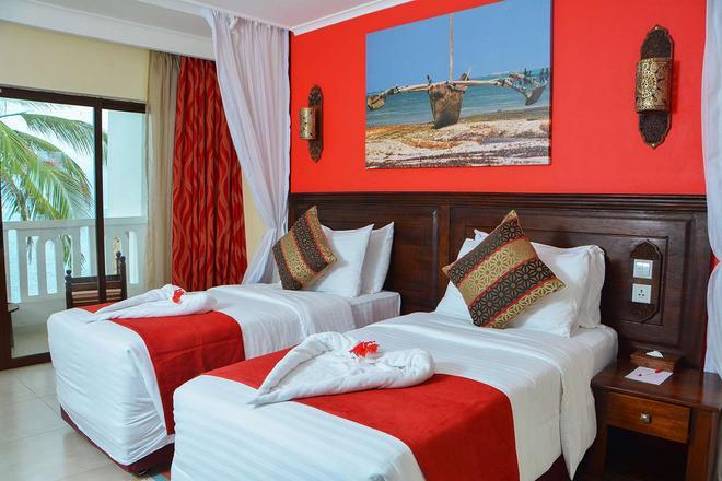 Prideinn Paradise Beach Resort & Spa - Mombasa - Makuuhuone