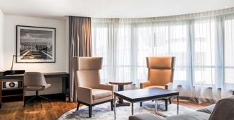 Radisson Collection Grand Place Brussels - Bryssel - Olohuone