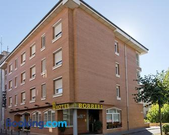 Hotel Borrell - Olot - Building