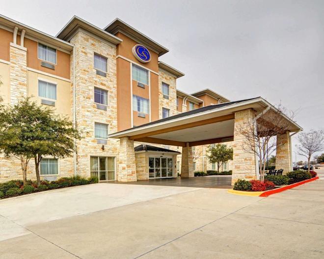 Comfort Suites Arlington - Entertainment District - Arlington - Building