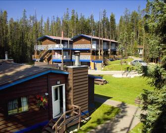 Sunwapta Falls Rocky Mountain Lodge - Sunwapta Falls - Building
