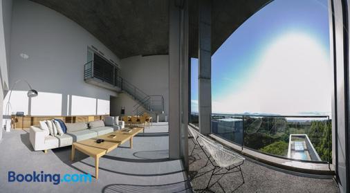 瀨戶藍凪旅館 - 松山 - 松山 - 陽台