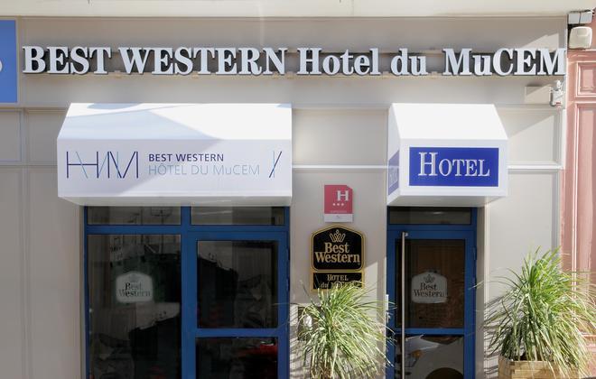 Best Western Hotel du Mucem - Marseille - Building