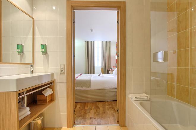 貝斯特韋斯特姆賽姆酒店 - 馬賽 - 馬賽 - 浴室