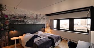 سكانديك كوبينهاجن - كوبنهاغن - غرفة نوم