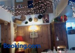L'auberge Chez Léon - Le Chambon-sur-Lignon - Restaurant