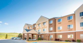 Fairfield Inn & Suites Cheyenne - שאיין