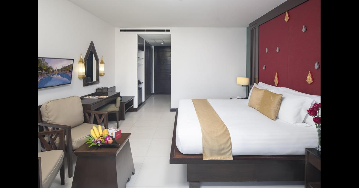 Centara Anda Dhevi Resort And Spa Ao Nang Thailand Compare Deals