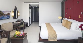 Centara Anda Dhevi Resort and Spa - Ao Nang - Schlafzimmer