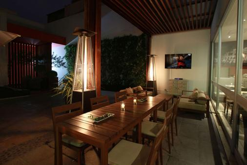 Dazzler by Wyndham Lima Miraflores - Lima - Dining room