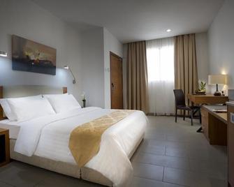 Gloria Plaza Hotel Sandakan - Sandakan - Slaapkamer