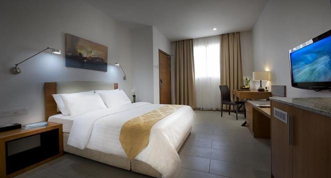 Gloria Plaza Hotel Sandakan - Sandakan - Makuuhuone