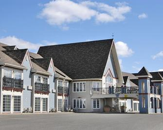 Days Inn by Wyndham Edmundston - Edmundston - Building