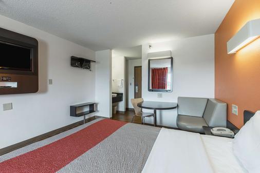 Motel 6 Omaha Central - Omaha - Bedroom