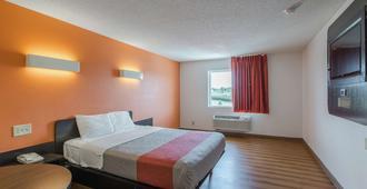 Motel 6 Omaha - Central - Omaha - Bedroom