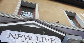 New Life Luxury Hostel - Odesa - Building