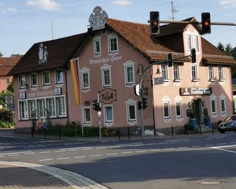Hotel Deutsches Haus - Bad Bruckenau - Building