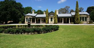 Collingrove Homestead - Tanunda - Κτίριο