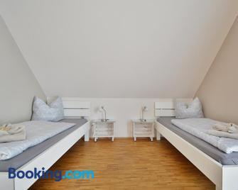 Rieslingstube bei Britta & Joachim - Kongernheim - Bedroom