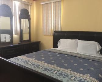 Paradis Hotel - Petionville - Slaapkamer