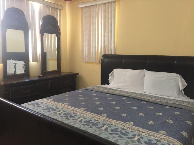 Paradis Hotel - Pétionville - Bedroom