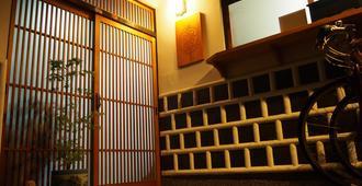 Kakure-yado Yuji-inn - Hostel - Kurashiki - Building