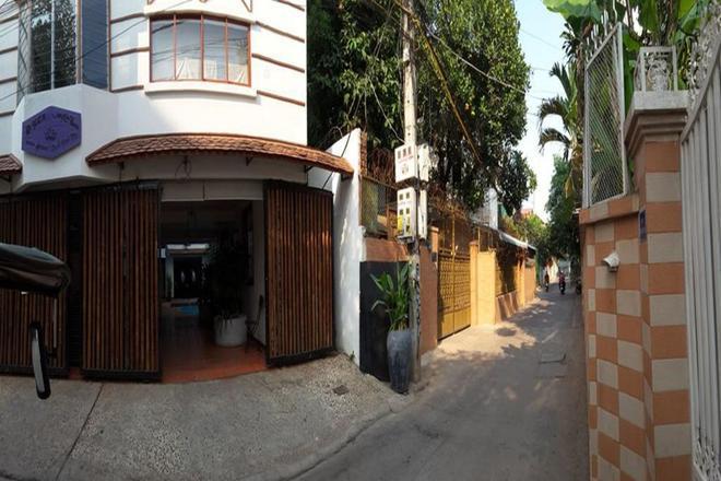 You Khin House - Phnom Penh - Outdoor view
