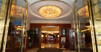 Evergreen Laurel Hotel Taipei - טאיפיי - לובי