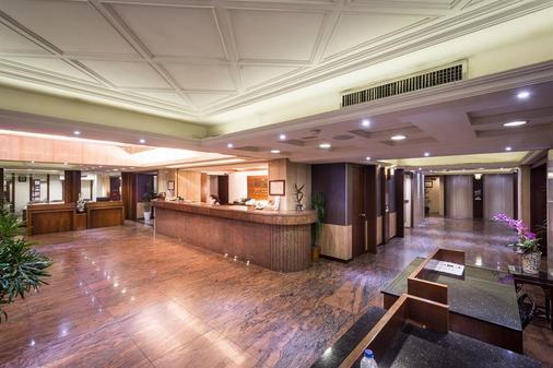The Enterpriser Hotel - Taichung - Front desk