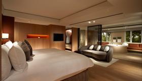 Hotel Royal-Nikko Taipei - Taipei City - Bedroom