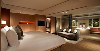 Hotel Royal-Nikko Taipei - טאיפיי - חדר שינה