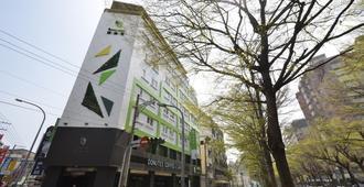 Green Hotel - Fengjia - Đài Trung - Toà nhà