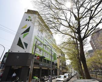 Green Hotel - Fengjia - Taichung - Κτίριο