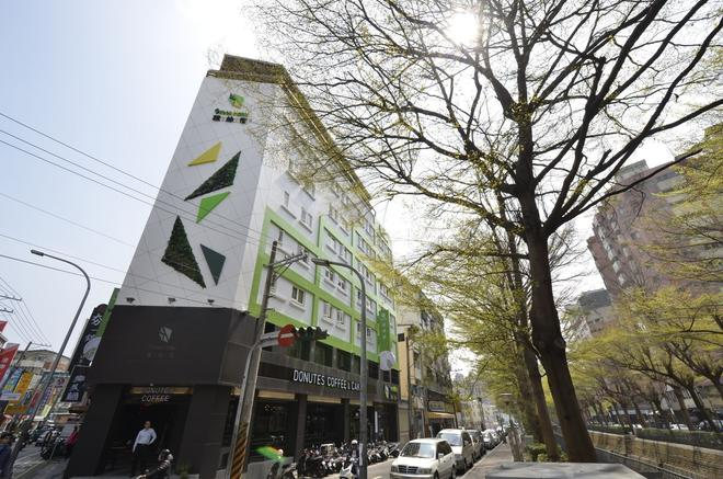 Green Hotel-Fengjia - Taichung - Edificio