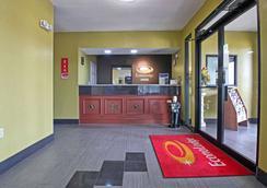 Econo Lodge Hillsboro I-35 - Hillsboro - Recepción