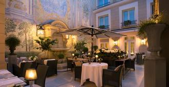 Castille Paris - Starhotels Collezione - París - Restaurante