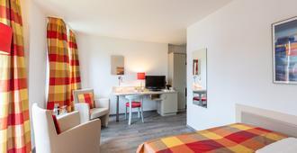 Hotel Körschtal - שטוטגרט - חדר שינה