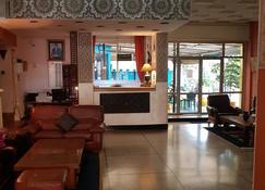 Ambassy Hotel - Kenitra - Lobby
