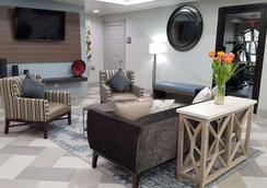 Best Western Plus Heritage Inn - Houston - Lobby