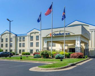 Comfort Inn - Waynesboro - Edificio