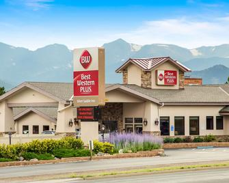 Best Western Plus Silver Saddle Inn - Estes Park - Edifício