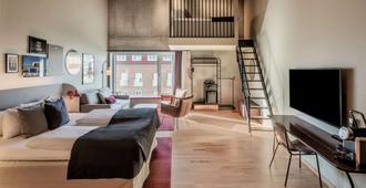 Scandic Kødbyen - Copenhagen - Phòng ngủ